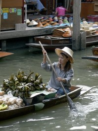 Floating Market Places